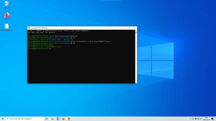 copy-installer-to-wsl